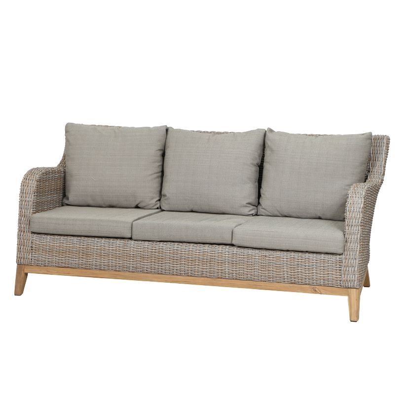 Polyrattan lounge preisvergleich die besten angebote online kaufen - Gartensofa 3 sitzer ...
