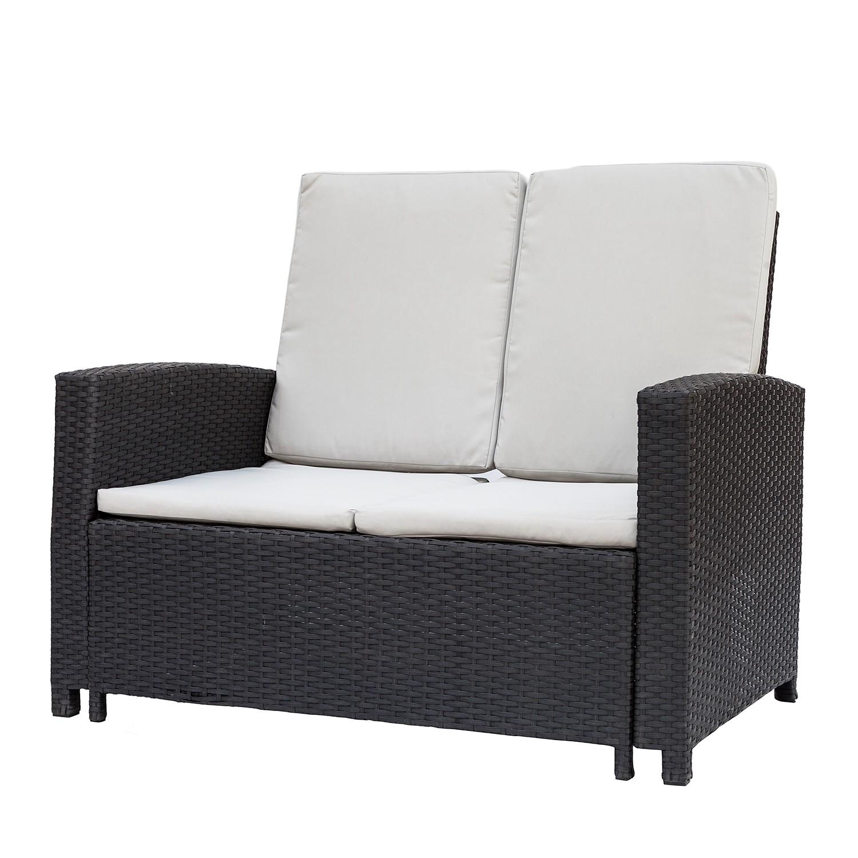 Verführerisch Gartensofa Beste Wahl Finest Paradise Lounge Inkl Hocker Von Fredriks