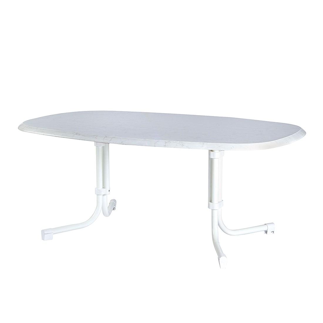 gartentisch klappbar oval. Black Bedroom Furniture Sets. Home Design Ideas