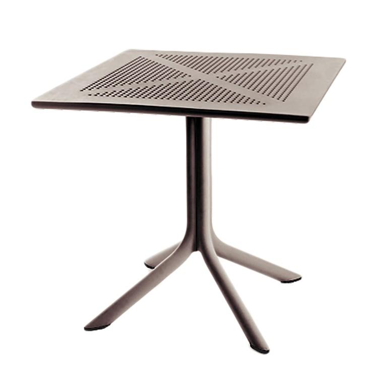 Table de jardin Ohio Plast - Matière synthétique - Taupe, Best Freizeitmöbel