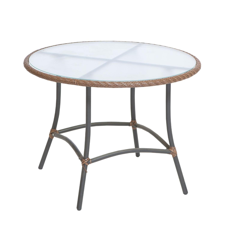gartentisch rund 100 cm sonstige preisvergleiche erfahrungsberichte und kauf bei nextag. Black Bedroom Furniture Sets. Home Design Ideas