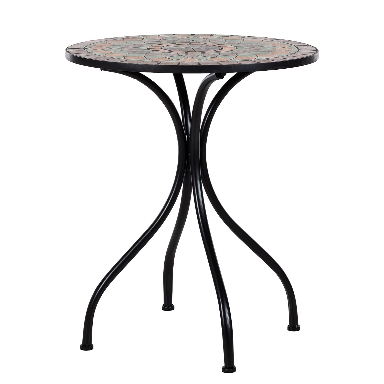 gartentisch tosca ii metall keramik maison belfort g nstig online kaufen. Black Bedroom Furniture Sets. Home Design Ideas