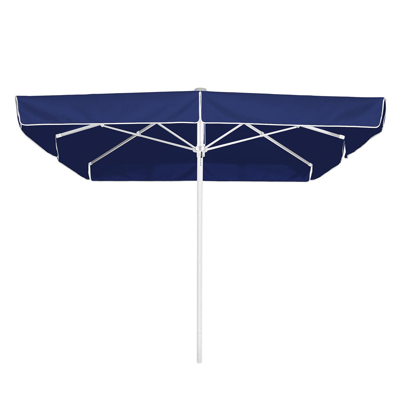 Gastroschirm Quadro - Aluminium/Polyester - Blau, Schneider Schirme