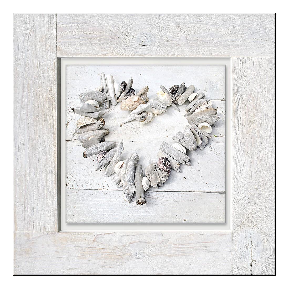 Home 24 - Sous-verre wooden love ii, pro art