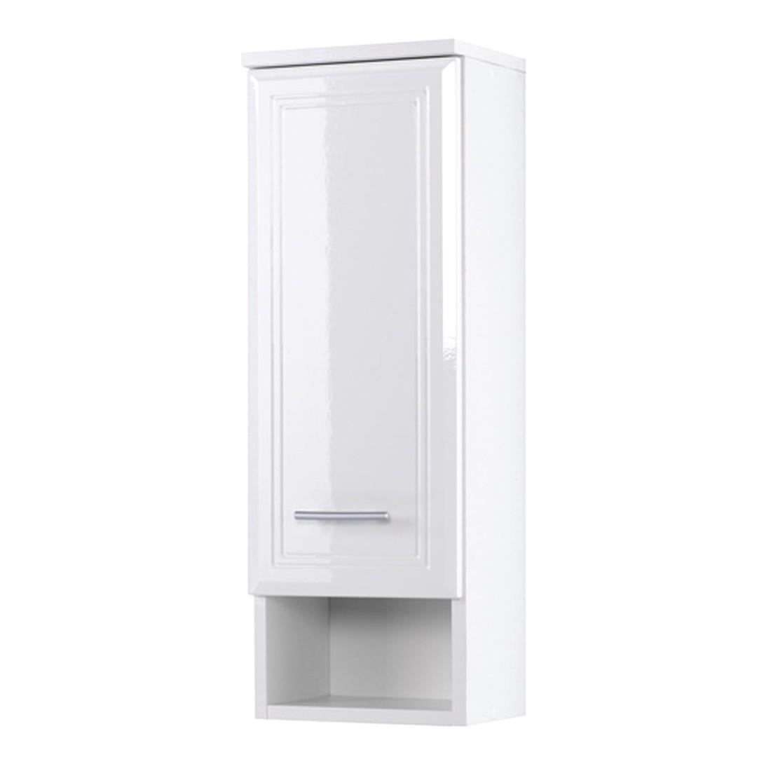 Hangkast Poseidon   wit   1 deur   wit_ Giessbach