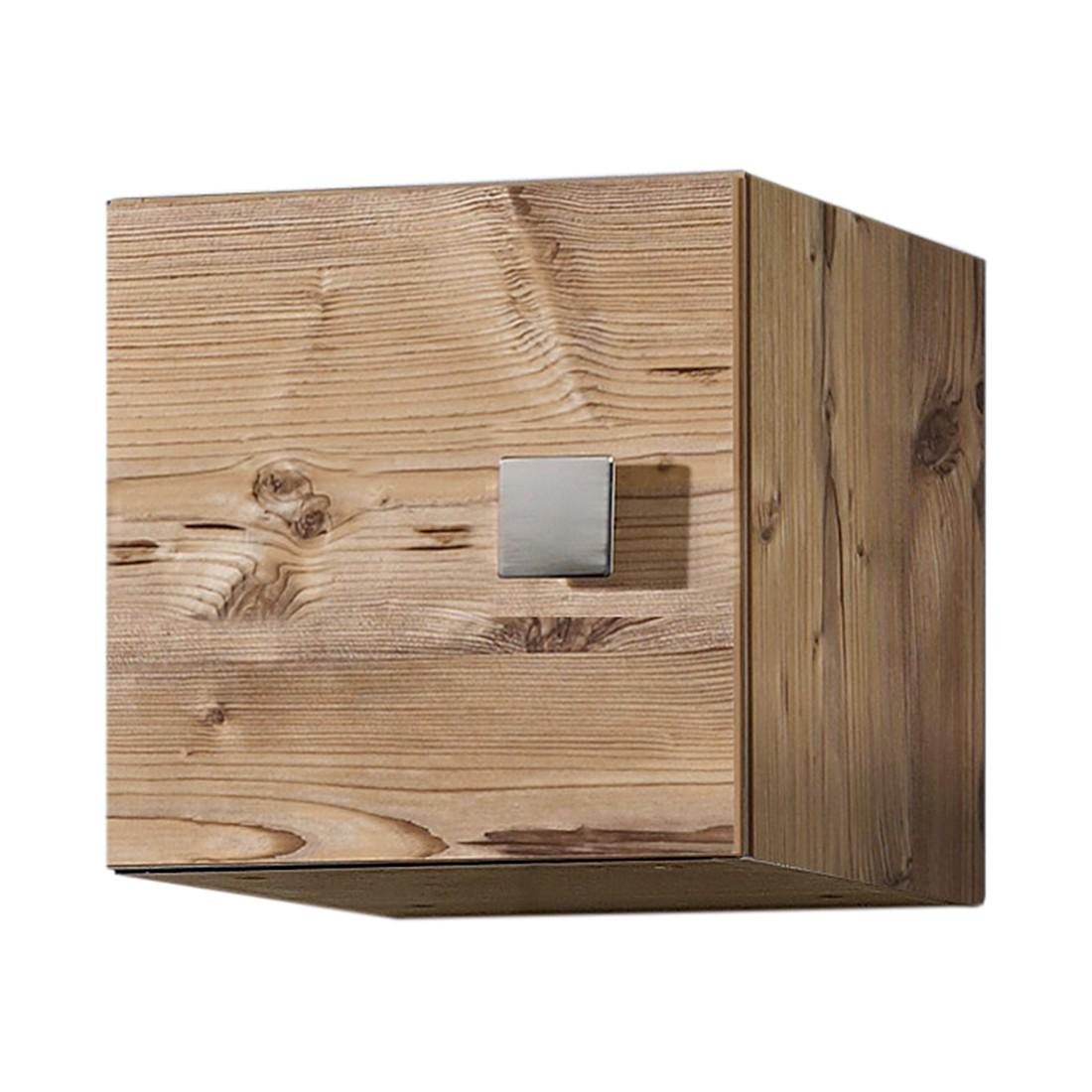 Hangkast Toronto - 30cm hoog - glanzend wit/zilversparkleurig, Schildmeyer