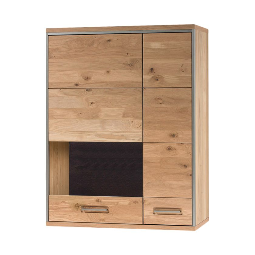 h ngevitrine eiche preisvergleiche erfahrungsberichte. Black Bedroom Furniture Sets. Home Design Ideas