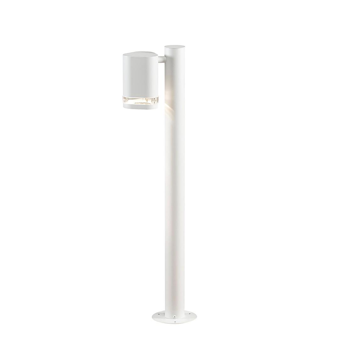 EEK A++, Halogen Wegeleuchte Modena - Aluminium/Glas - 1-flammig, Konstsmide