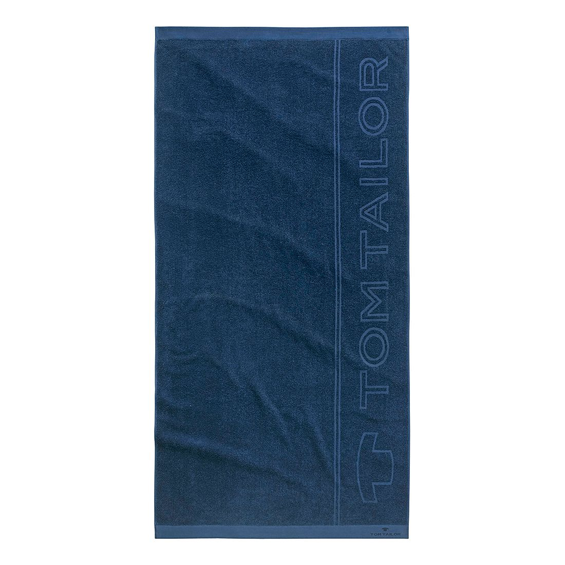 Home 24 - Serviette beach towels - bleu foncé, tom tailor