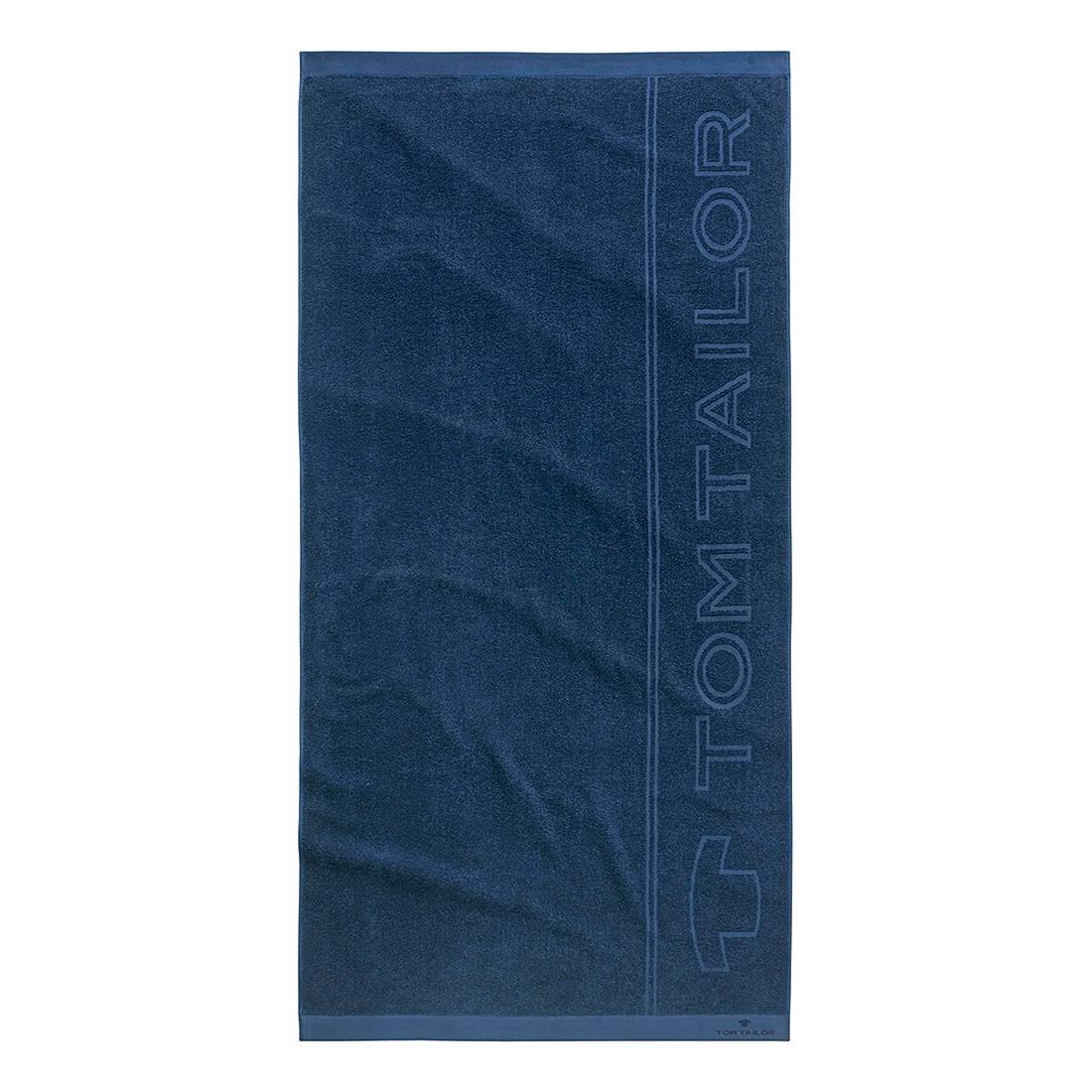 Home 24 - Serviette beach towels - bleu foncé, tom tailor
