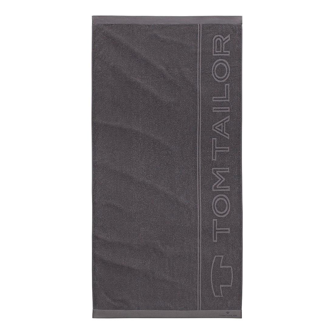 Home 24 - Serviette beach towels - gris foncé, tom tailor