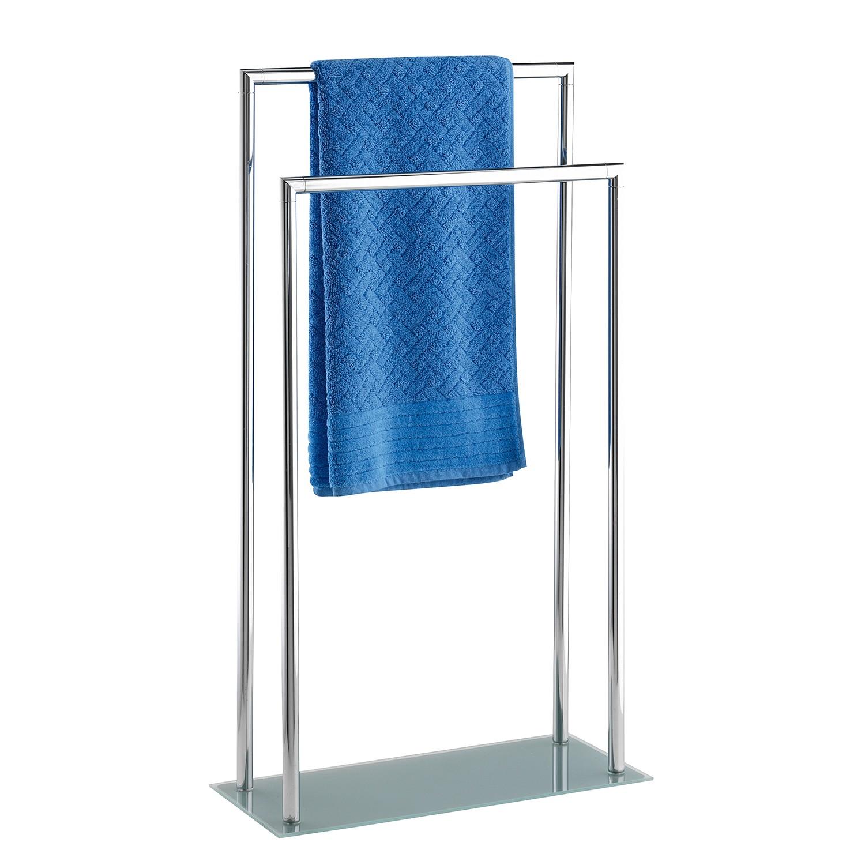 Staand handdoekenrek Style - chroom, Wenko
