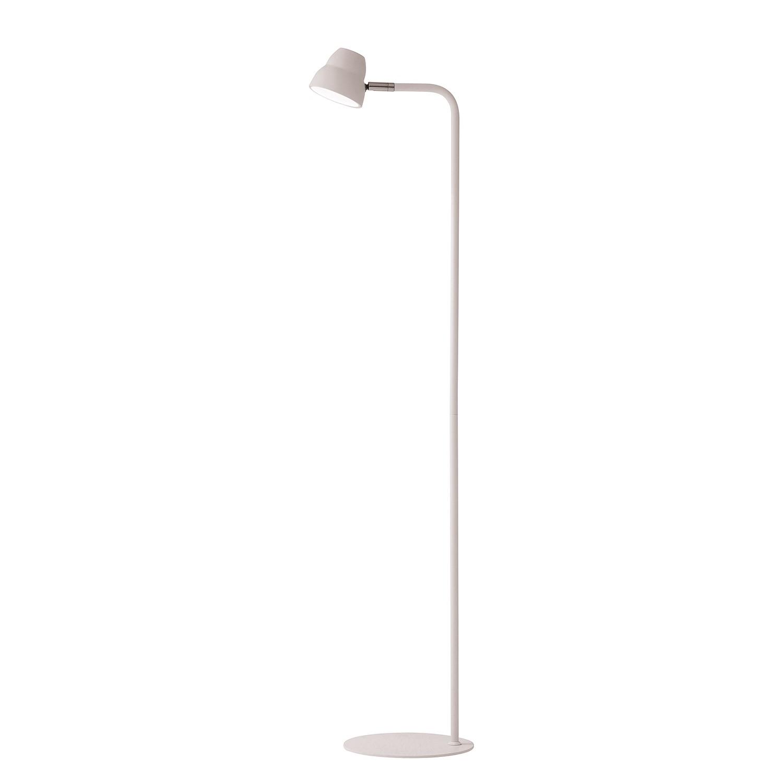EEK A+, Lampadaire LED Fico - Métal - 1 ampoule - Blanc, Herstal