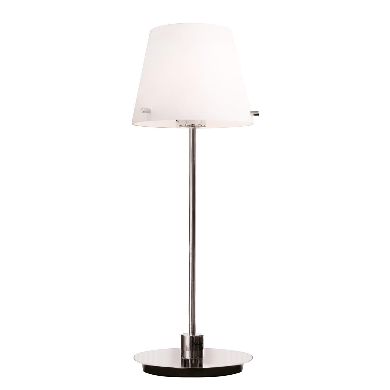 EEK D, Lampe de bureau New Gil - Verre / Métal - 1 ampoule, Herstal