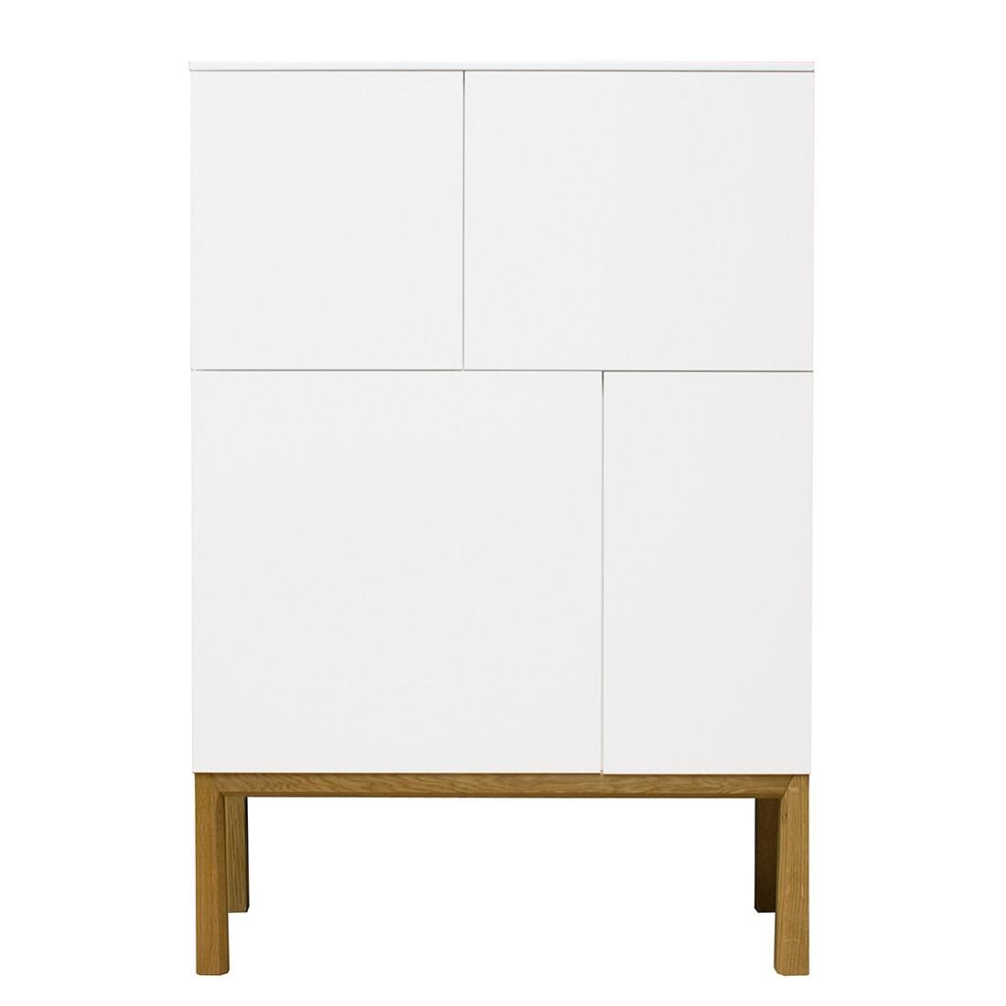 highboard patch i wei eiche tenzo g nstig online kaufen. Black Bedroom Furniture Sets. Home Design Ideas