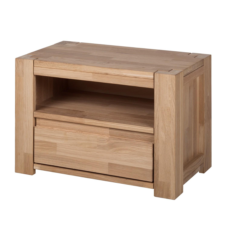 massivholznachtkommode paroswood eiche hell ars natura g nstig schnell einkaufen. Black Bedroom Furniture Sets. Home Design Ideas