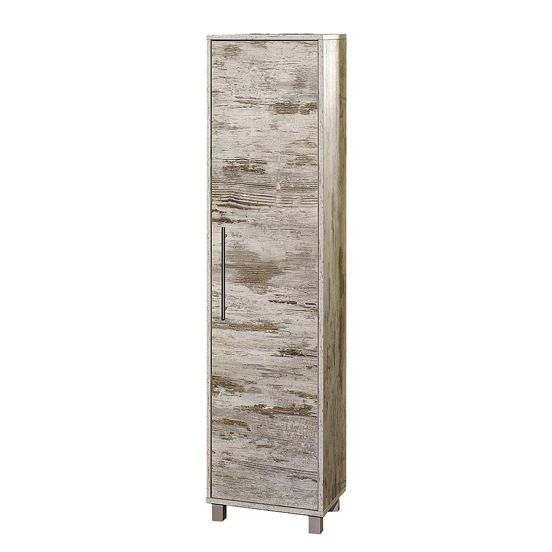 Armoire colonne Moncton - 1 porte - Chêne vielli, Schildmeyer
