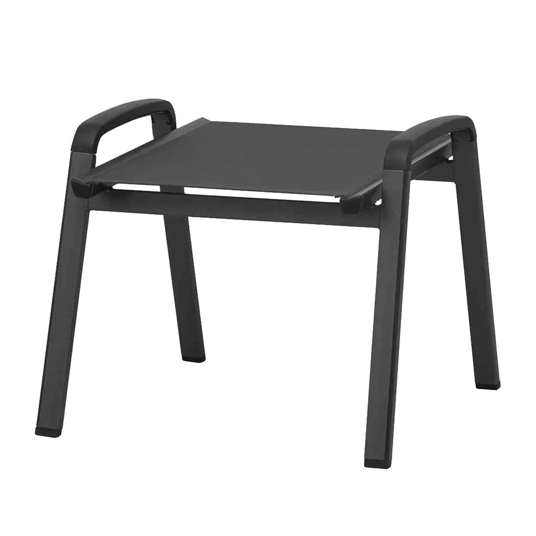 hocker elements ii aluminium anthrazit mwh online kaufen. Black Bedroom Furniture Sets. Home Design Ideas