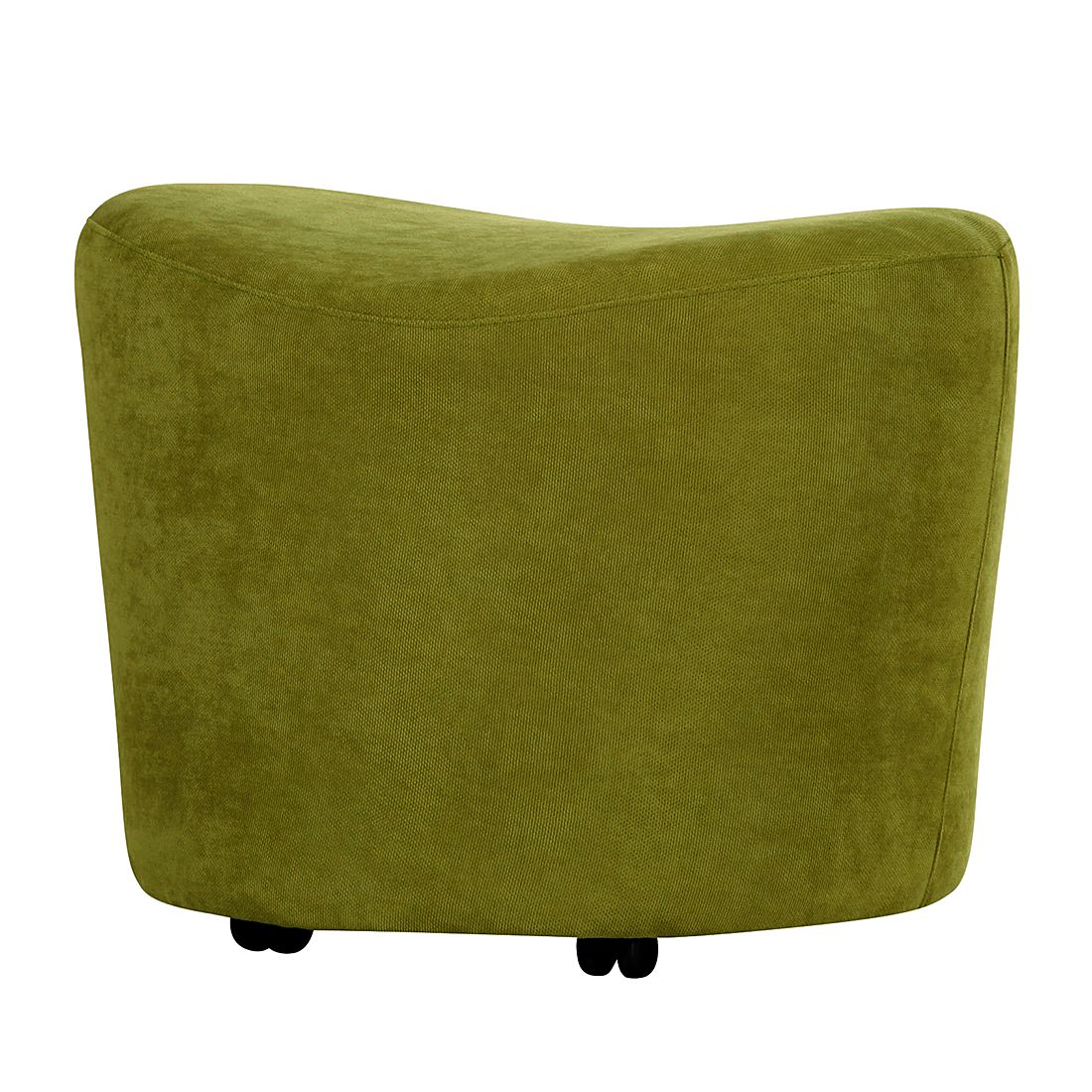 Hocker Kenai - groen fluweel, Red Living