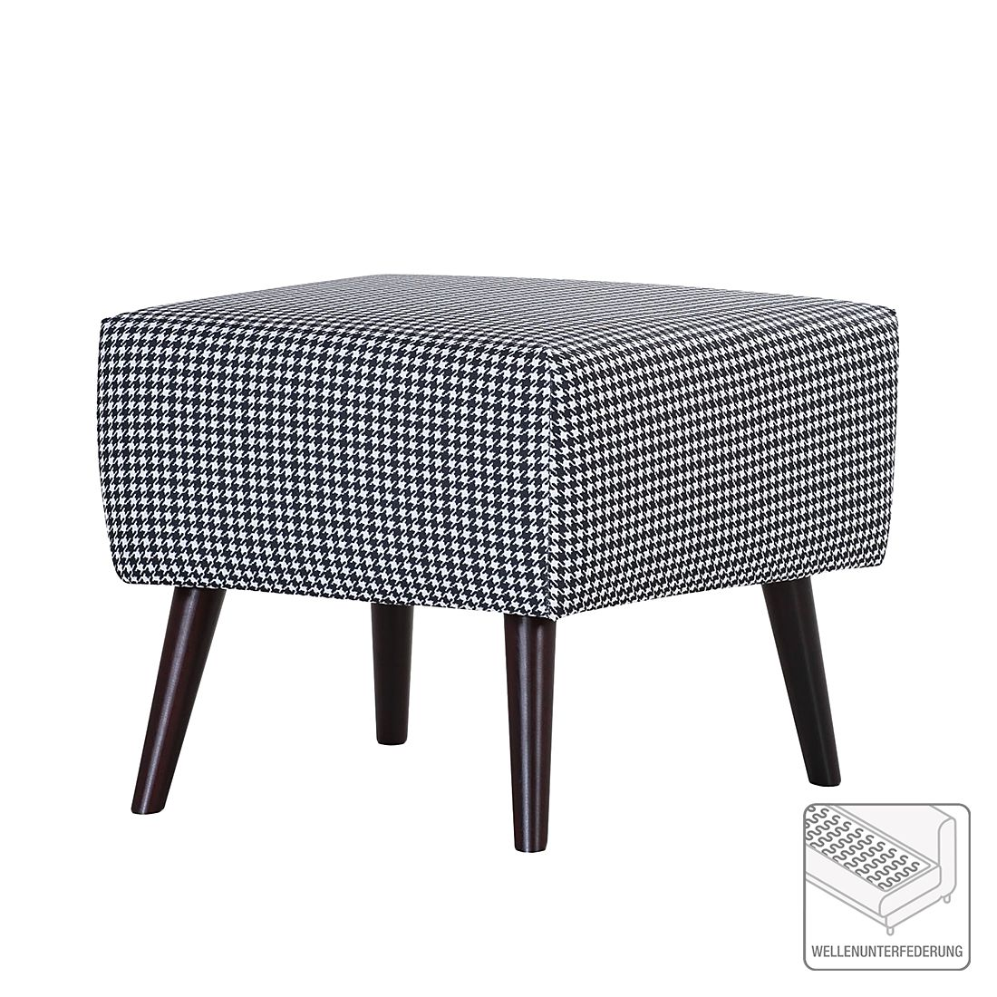 Hocker Leska - Webstoff