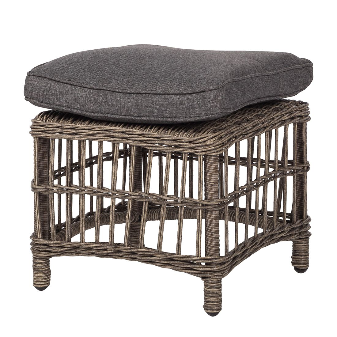 Hocker Rose Bay - Polyrattan, Maison Belfort