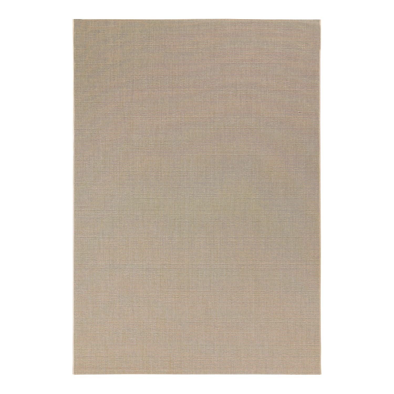 Tapis intérieur/extérieur Match - Fibre synthétique - Beige - 120 x 170 cm, Bougari