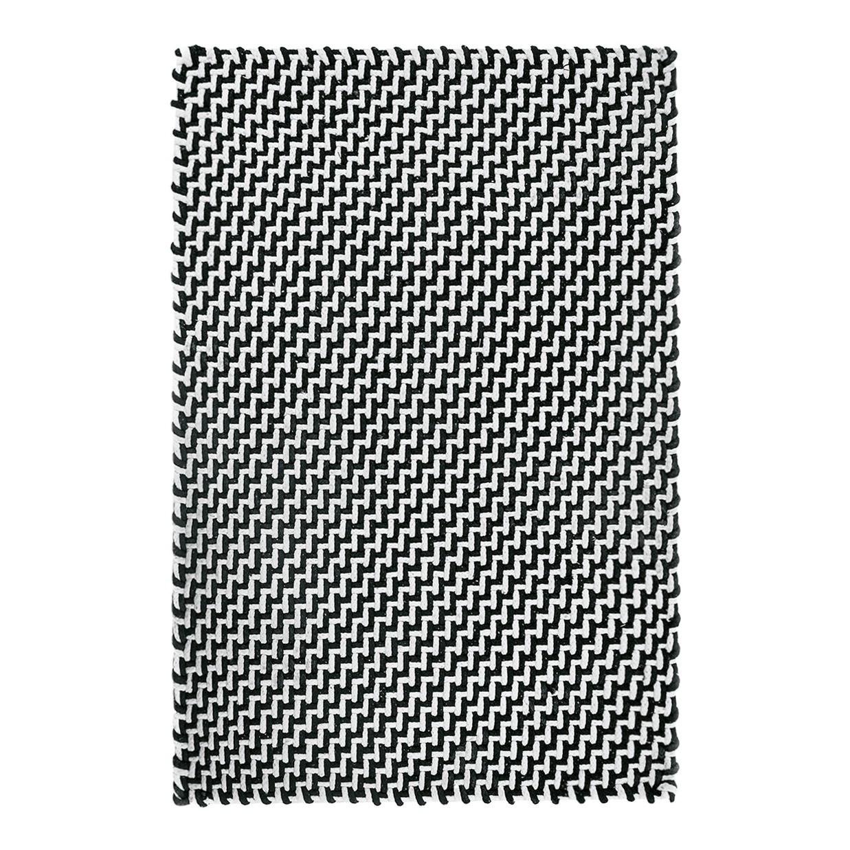 teppich schwarz weiss preisvergleich die besten angebote online kaufen. Black Bedroom Furniture Sets. Home Design Ideas