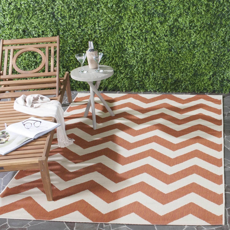in-outdoorteppich-chelsea-terracotta-beige-201-x-290-cm-4123756 Inspiration Outdoor Teppich Kunststoff Schema
