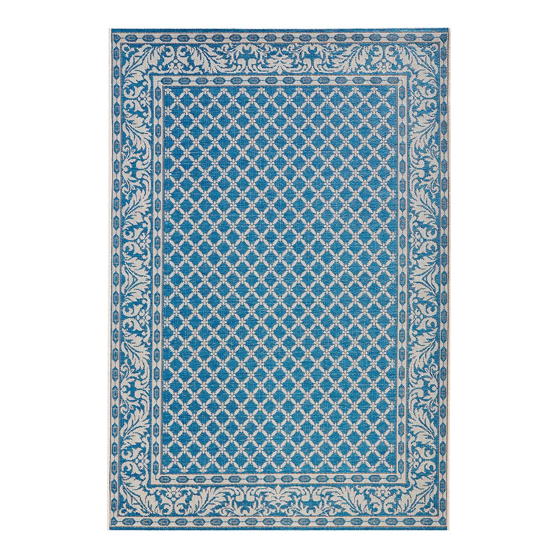 """Outdoor-Teppich """"Royal"""" aus Kunstfaser, blau (Kopie)"""