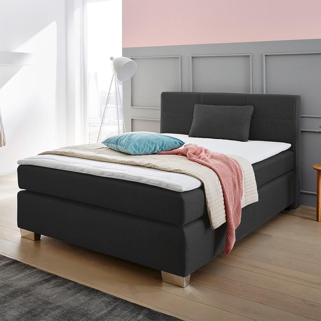boxspringbetten 180x200 cm mit bettkasten im angebot cherry m bel home24 ikea otto. Black Bedroom Furniture Sets. Home Design Ideas