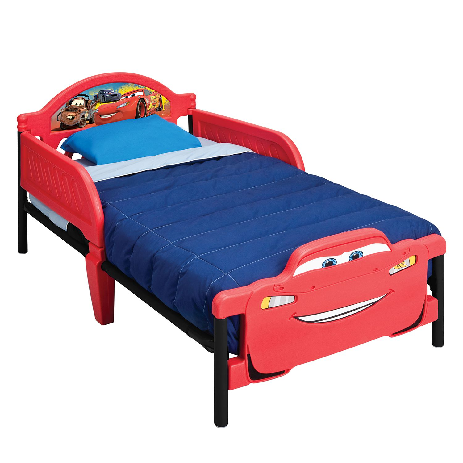 Lit Junior Cars - 70 x 140 cm, Delta Children