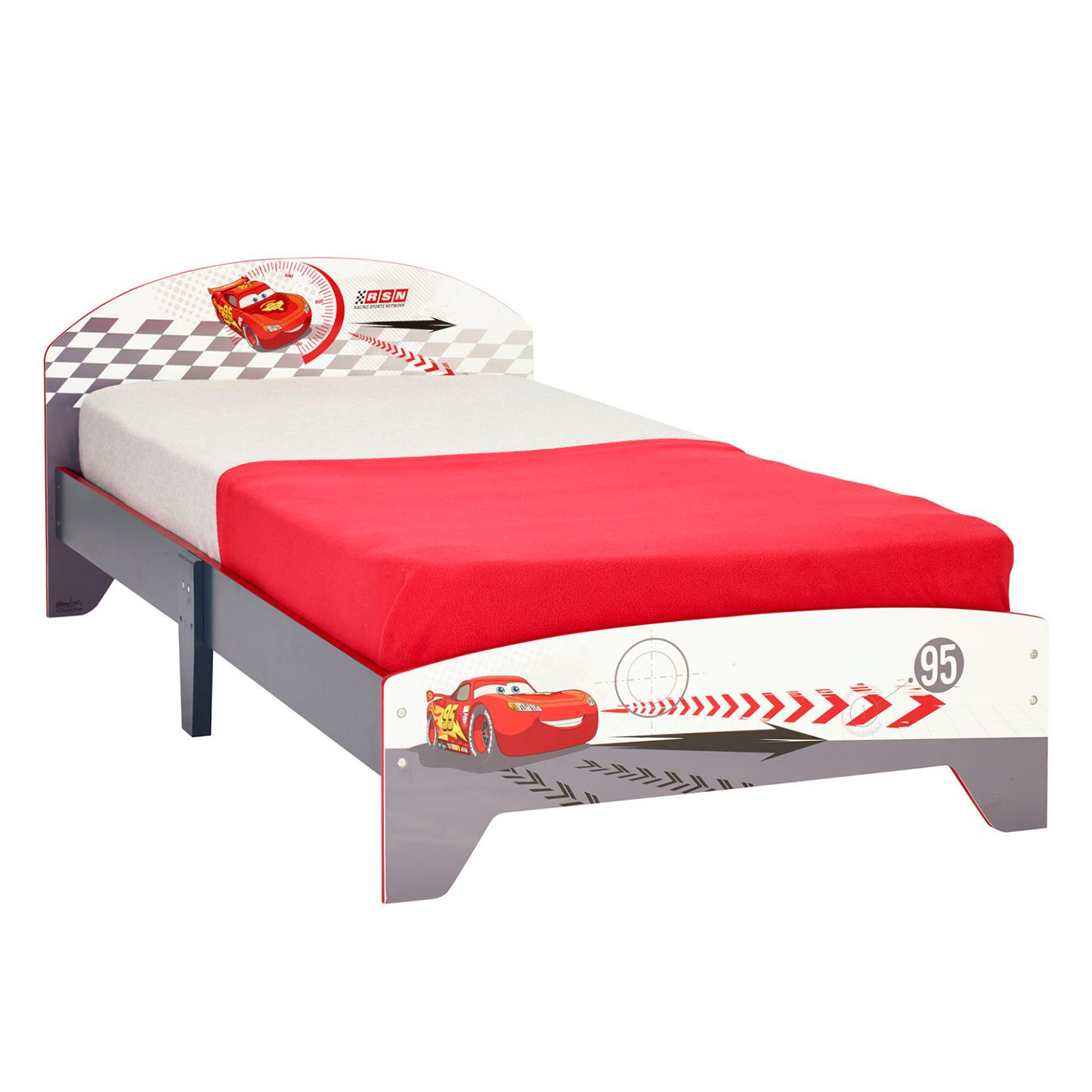Juniorbed Cars2, Worlds Apart
