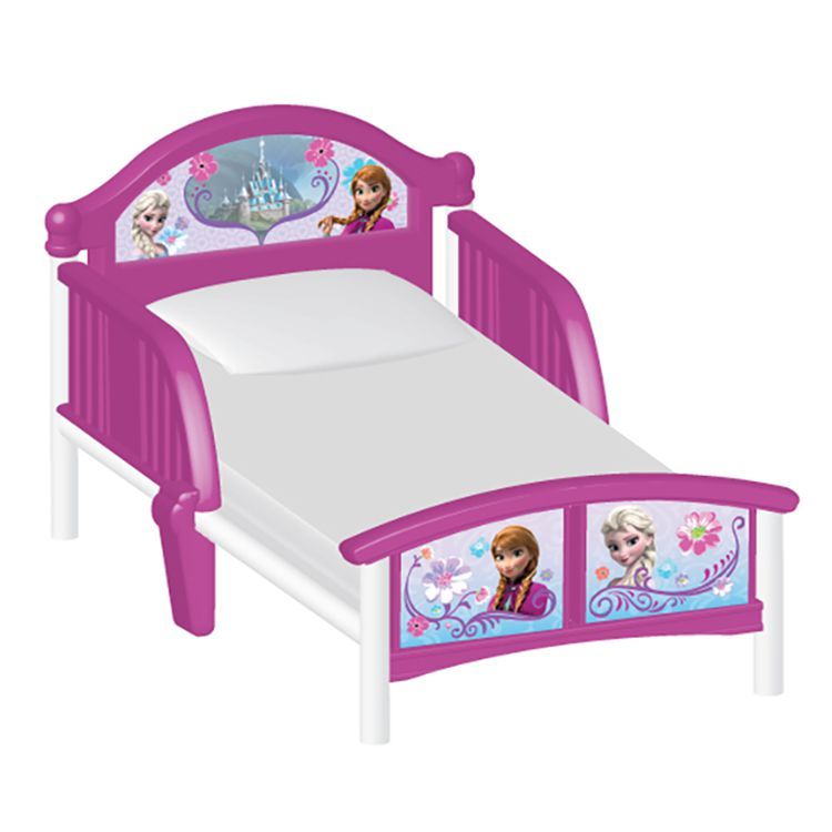 Juniorbed Frozen - 70x140cm, Delta Children