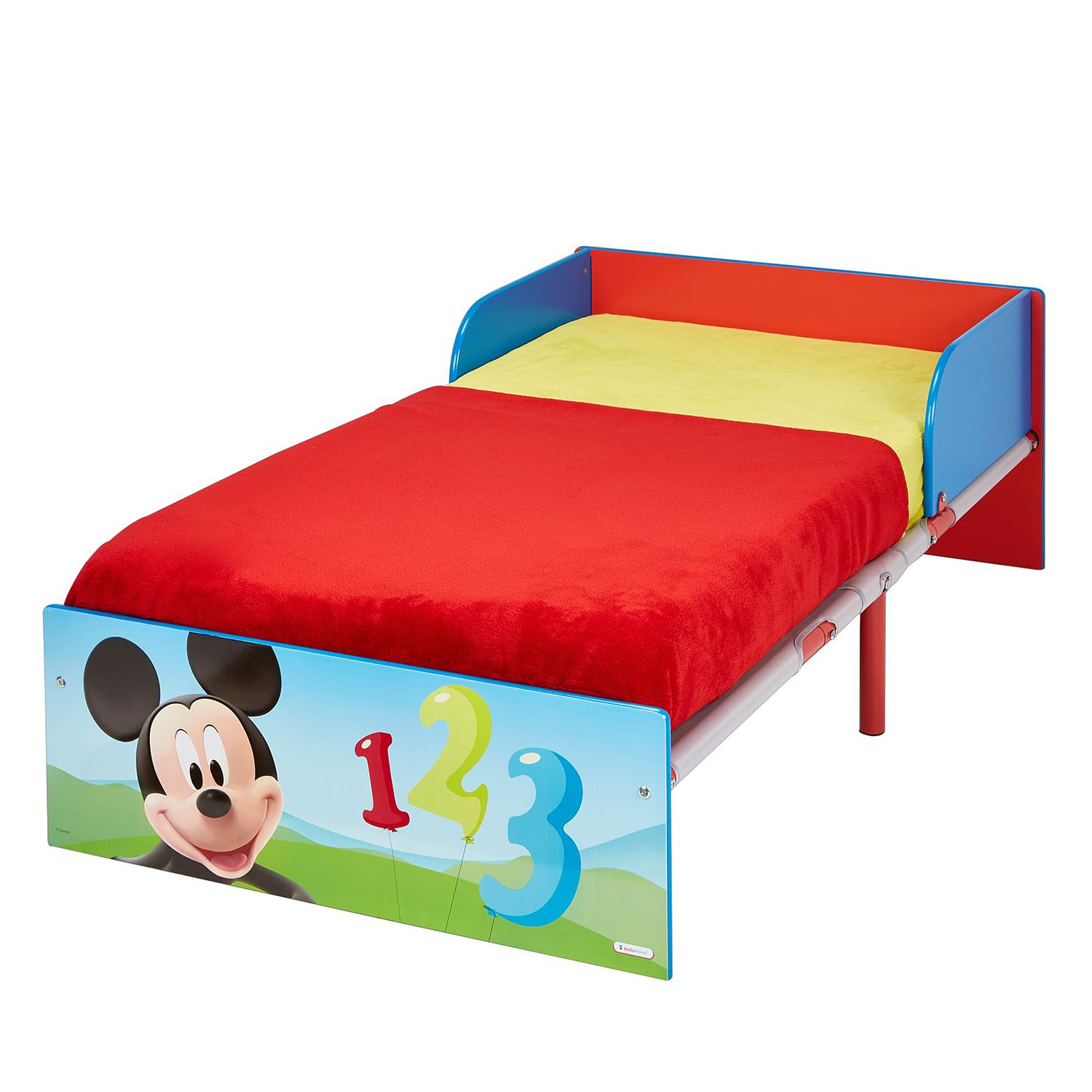 mickey mouse bett preisvergleiche erfahrungsberichte. Black Bedroom Furniture Sets. Home Design Ideas