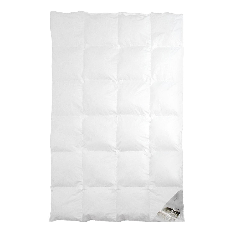 Home 24 - Couette duvee i - tissu coton - blanc - 135 x 200 cm, aro