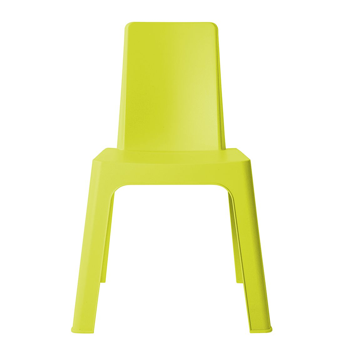 Home 24 - Chaise pour enfant julieta (lot de 2) - vert, kids club collection