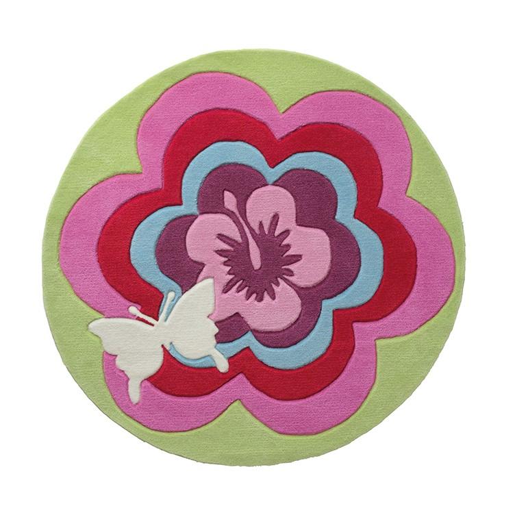 Kindertapijt Fantasy Flower - 150cm, Esprit Home