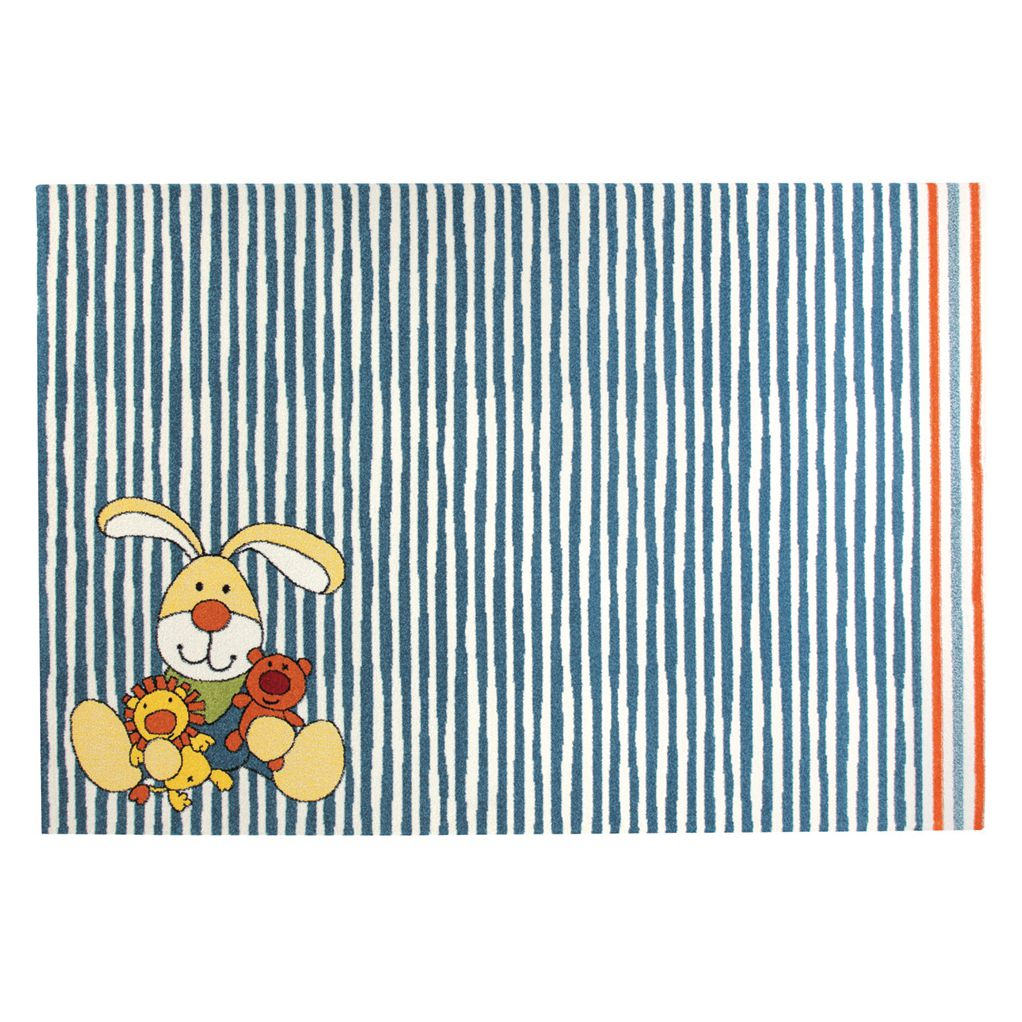 Kindervloerkleed Semmel Bunny - beige - 133x200cm, Sigikid