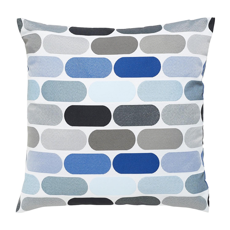 kissenbezug 50x50 grau by lassen flow kissen x cm grau. Black Bedroom Furniture Sets. Home Design Ideas
