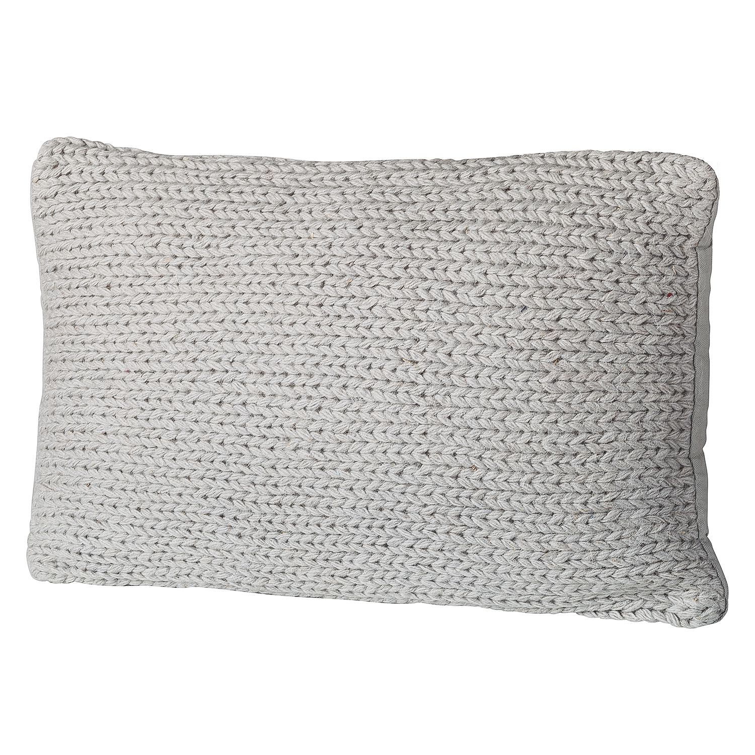 Home 24 - Coussin falaise - gris, ars manufacti