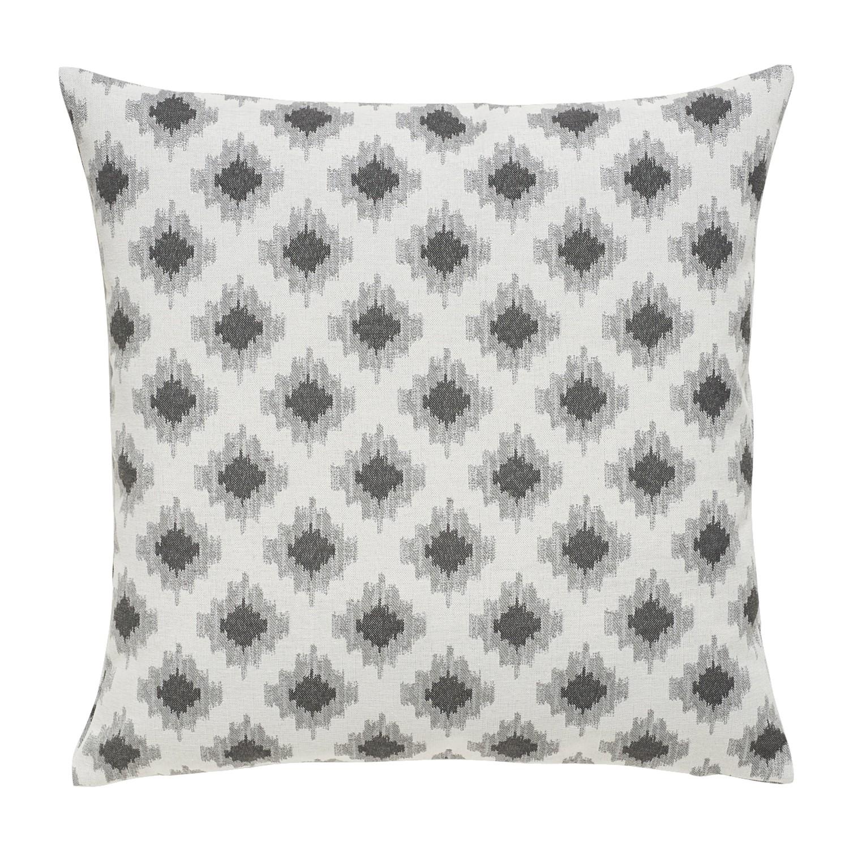 kissen fuso webstoff grau online bestellen. Black Bedroom Furniture Sets. Home Design Ideas