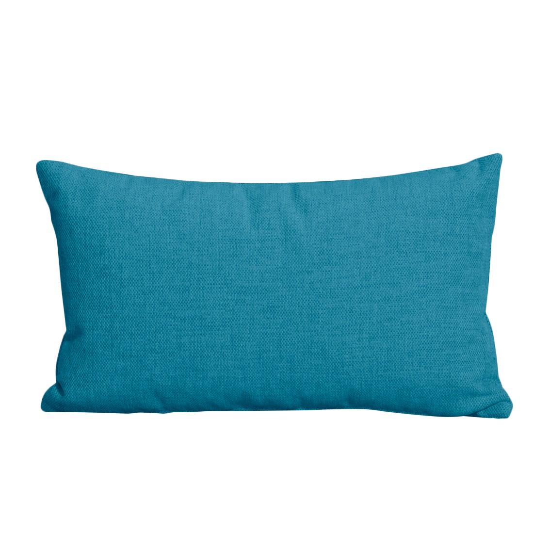 kissen houston webstoff stoff anda ii t rkis g nstig kaufen. Black Bedroom Furniture Sets. Home Design Ideas