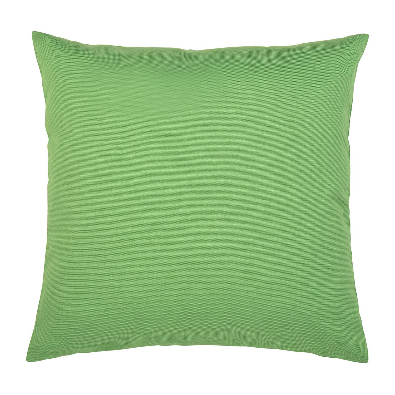 Kissen Juno - Baumwollmischgewebe - Grün - 50 x 50 cm
