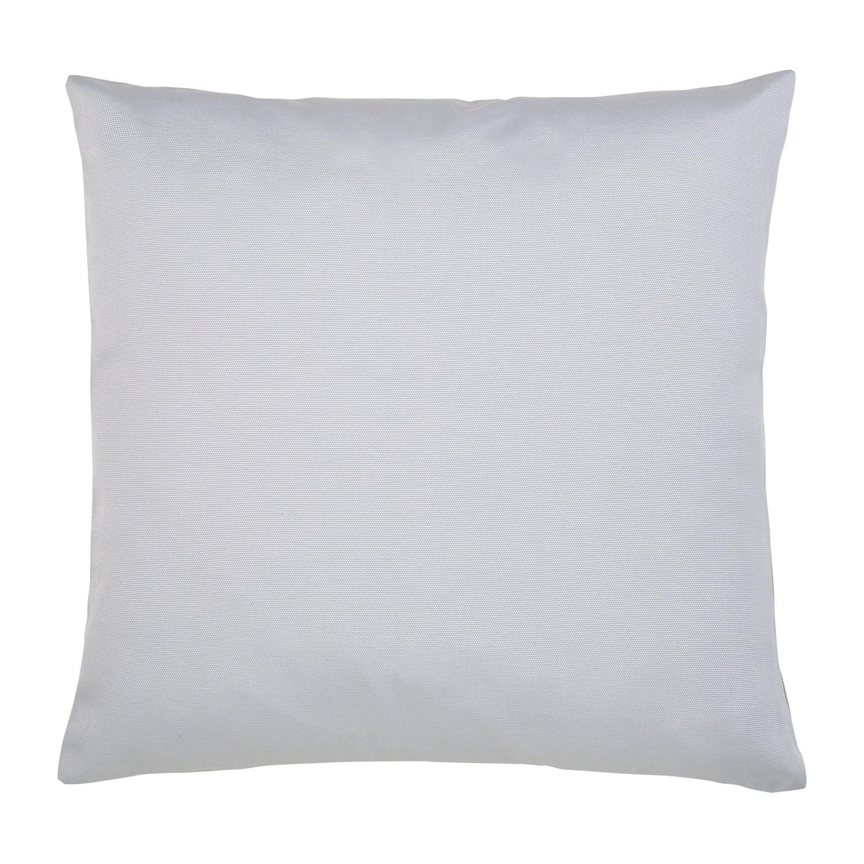 kissen juno baumwollmischgewebe hellgrau 50 x 50 cm jetzt bestellen. Black Bedroom Furniture Sets. Home Design Ideas