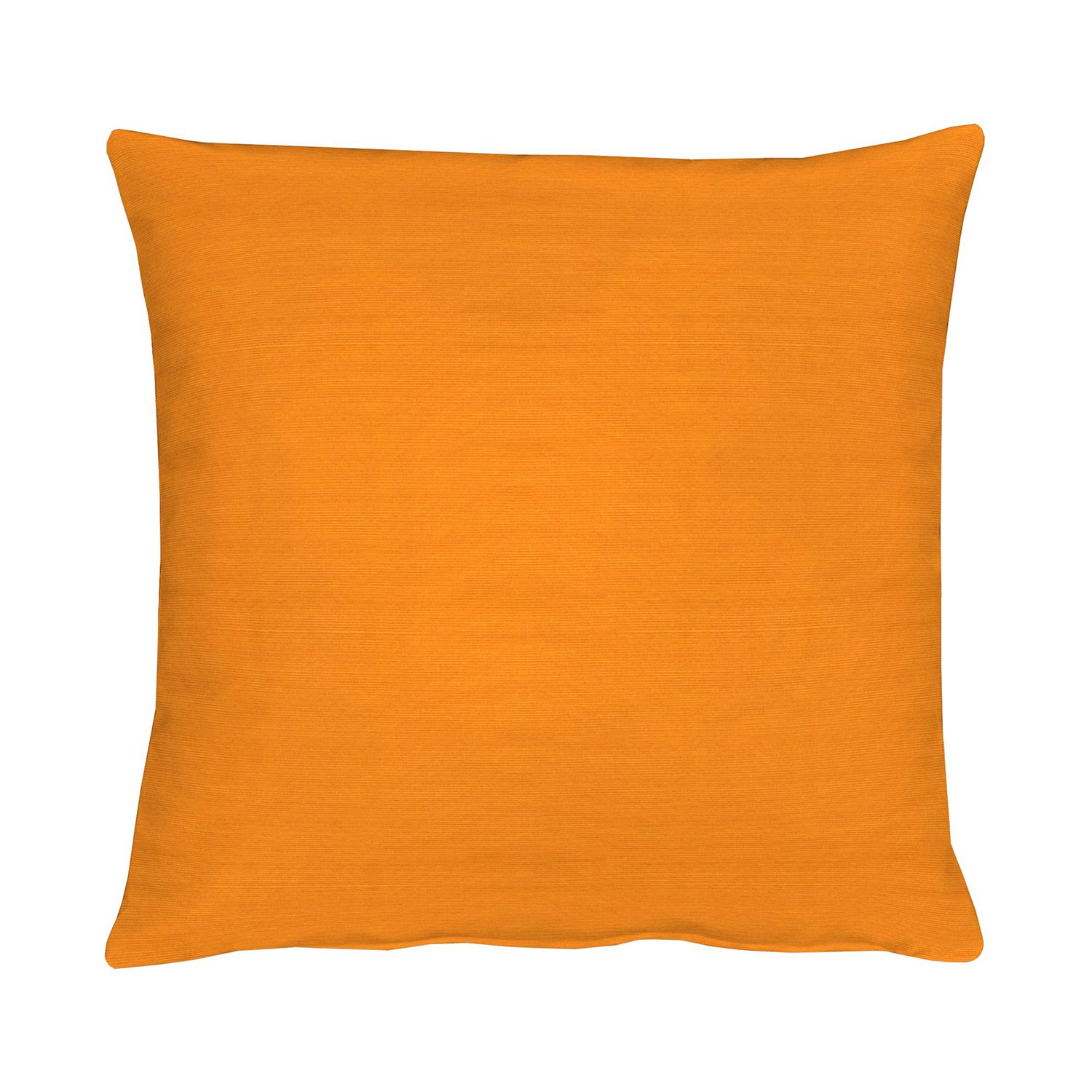 Home 24 - Coussin kanada - orange - 48 x 48 cm, apelt