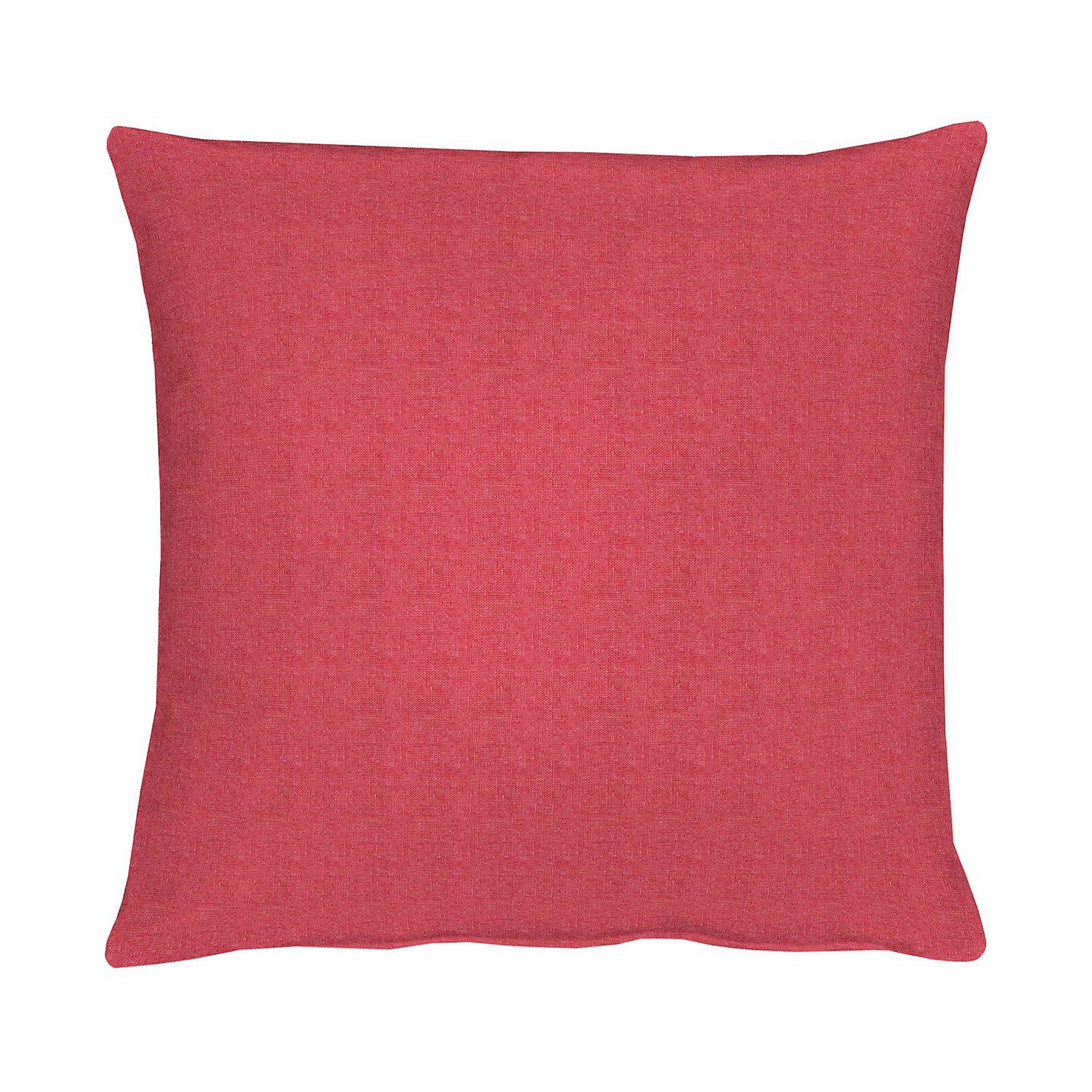 Home 24 - Coussin tosca - rouge / turquoise, apelt