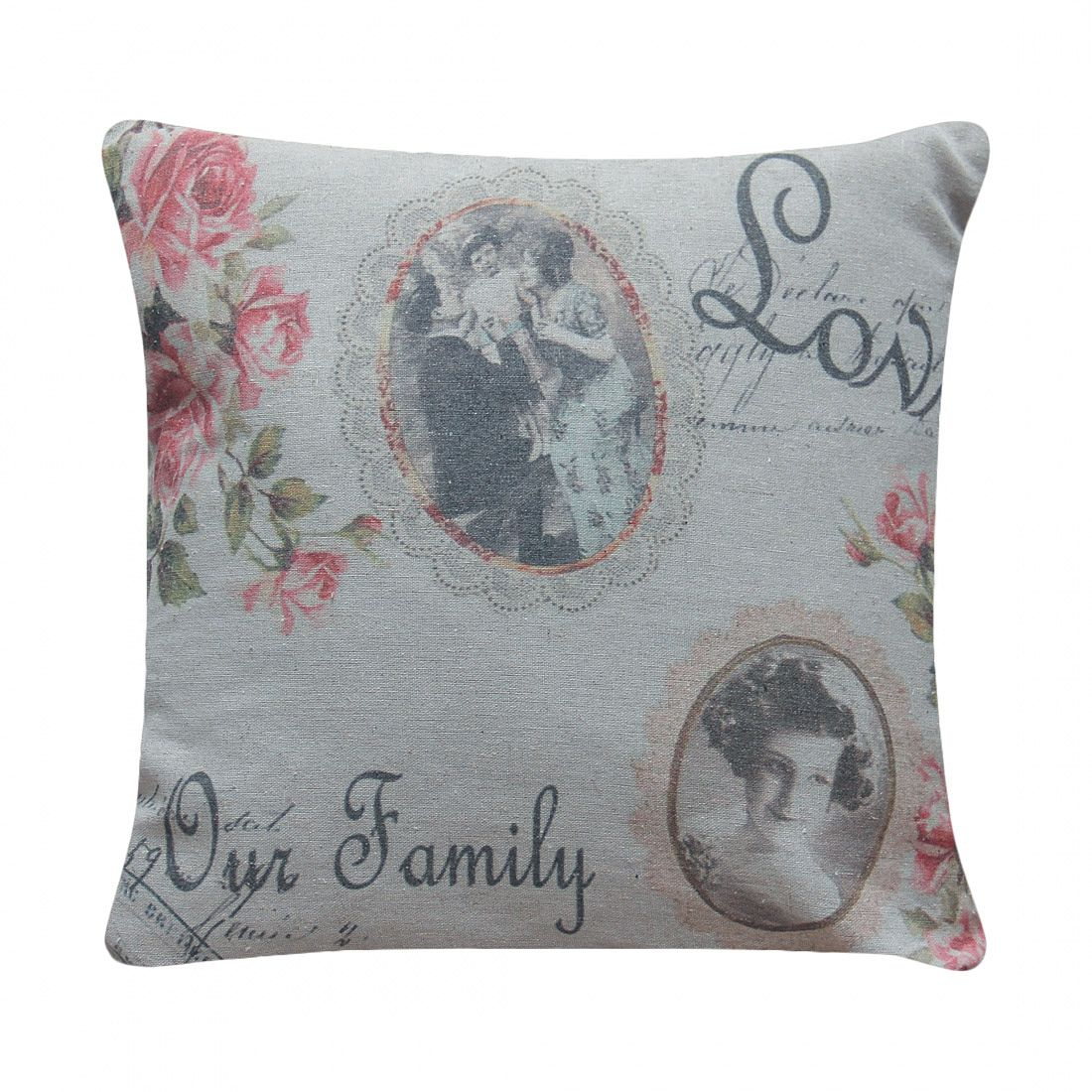 Home 24 - Housse de coussin family, my flair