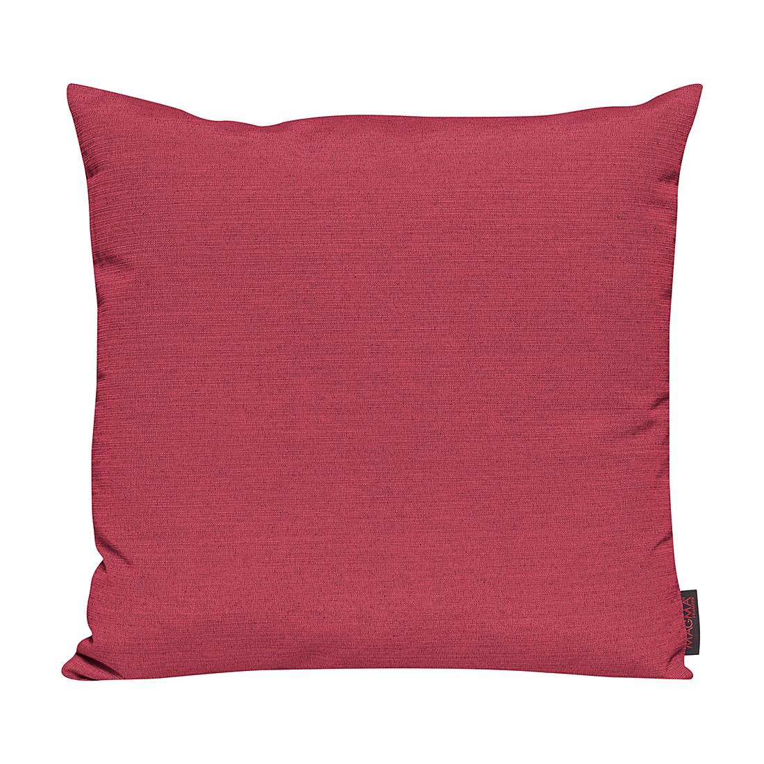 Kussensloop Franca - roze - 40x40cm, twentyfour