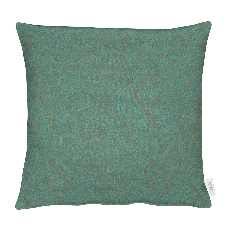 Kussensloop Joseni - geweven stof - Turquoise Green - 49x49cm, Apelt
