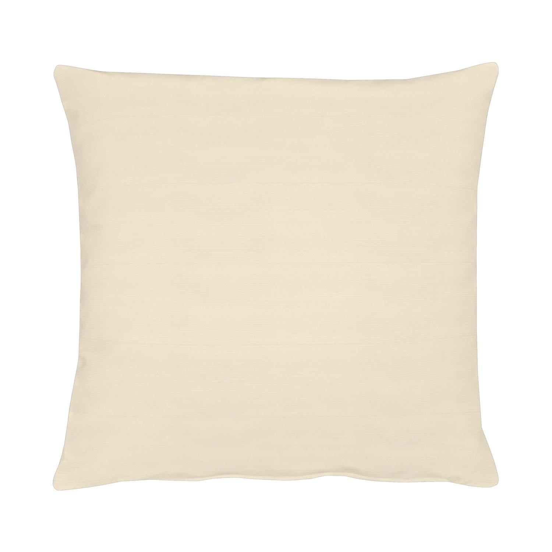 Home 24 - Housse de coussin kanada - beige - 49 x 49 cm, apelt